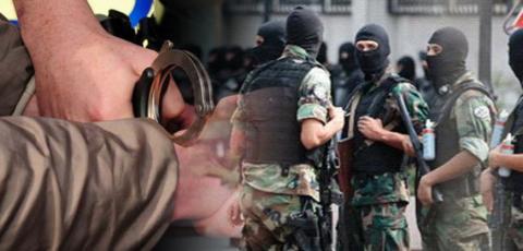 Arrestation-terroriste
