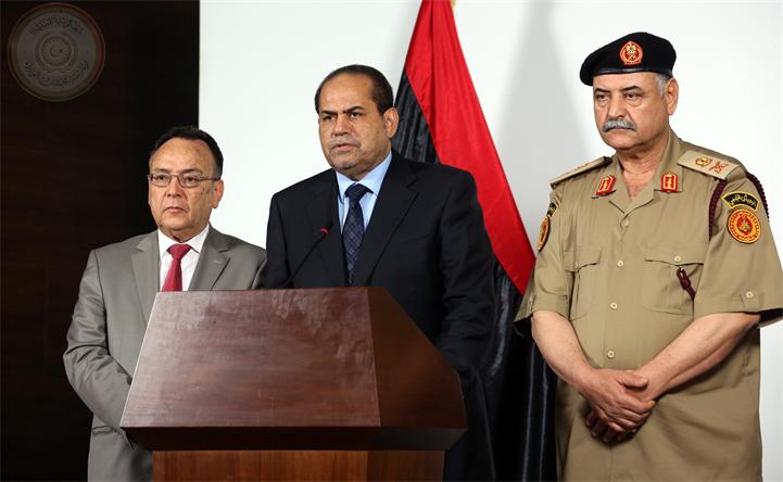 محمد شعيتير وزير الداخلية في حكومة الانقاذ