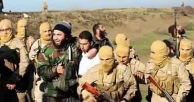 الكساسبة فى قبضة داعش