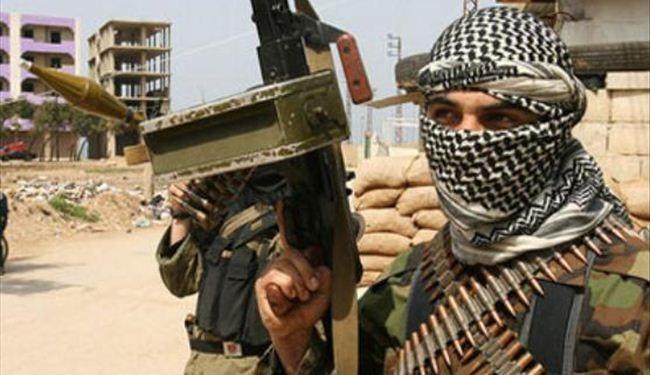 من عناصر جبهة النصرة