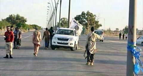 داعش يستولي على سرت_3