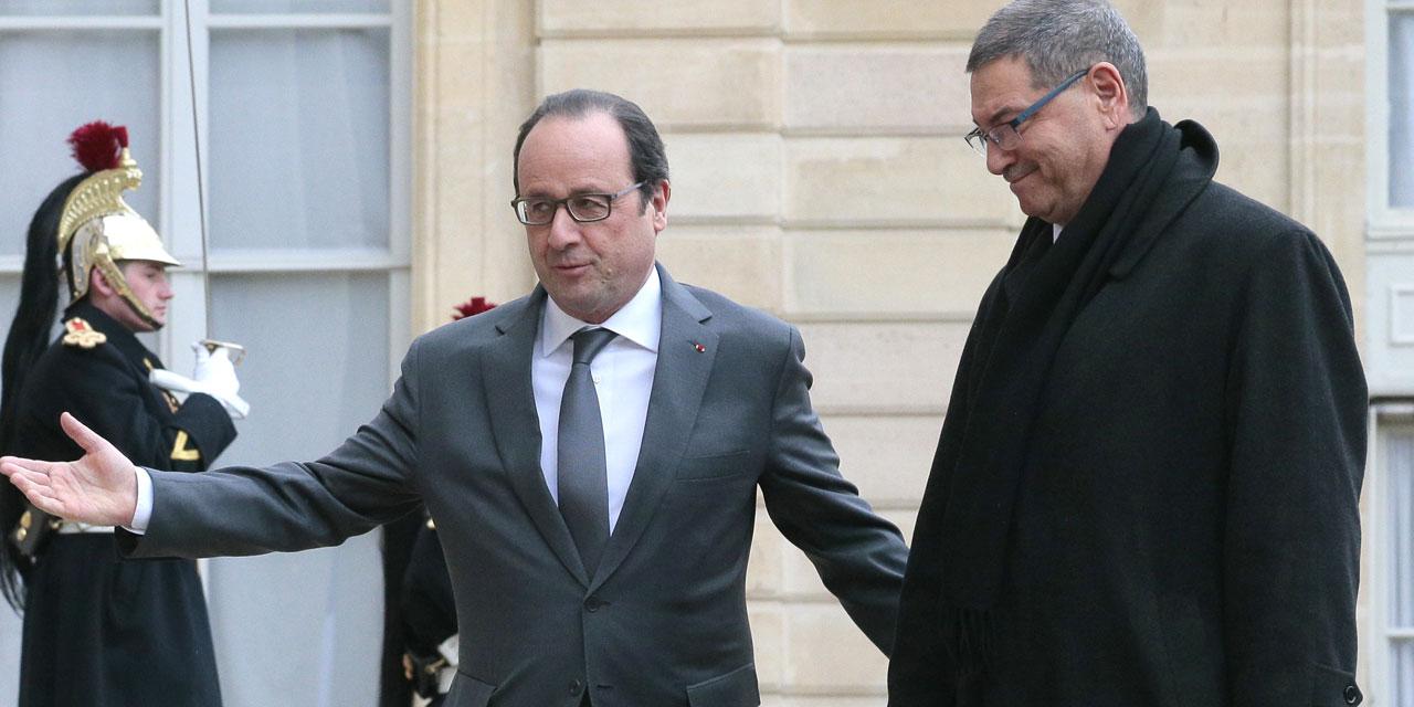 tunisie la france annonce un plan de soutien d 39 un milliard d 39 euros sur cinq ans. Black Bedroom Furniture Sets. Home Design Ideas