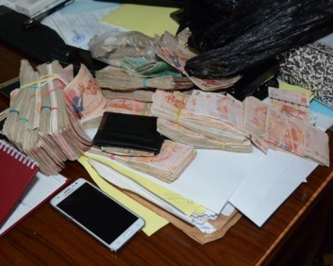 argent criminel