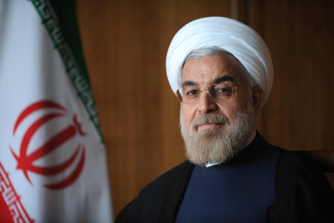 Image result for حسن روحاني