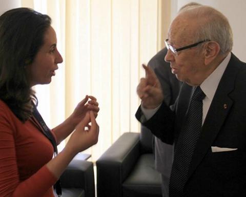 Olfa-Youssef-et-Beji-Caid-Essebsi