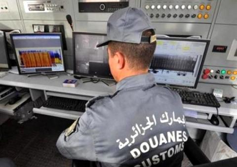 algerie douane